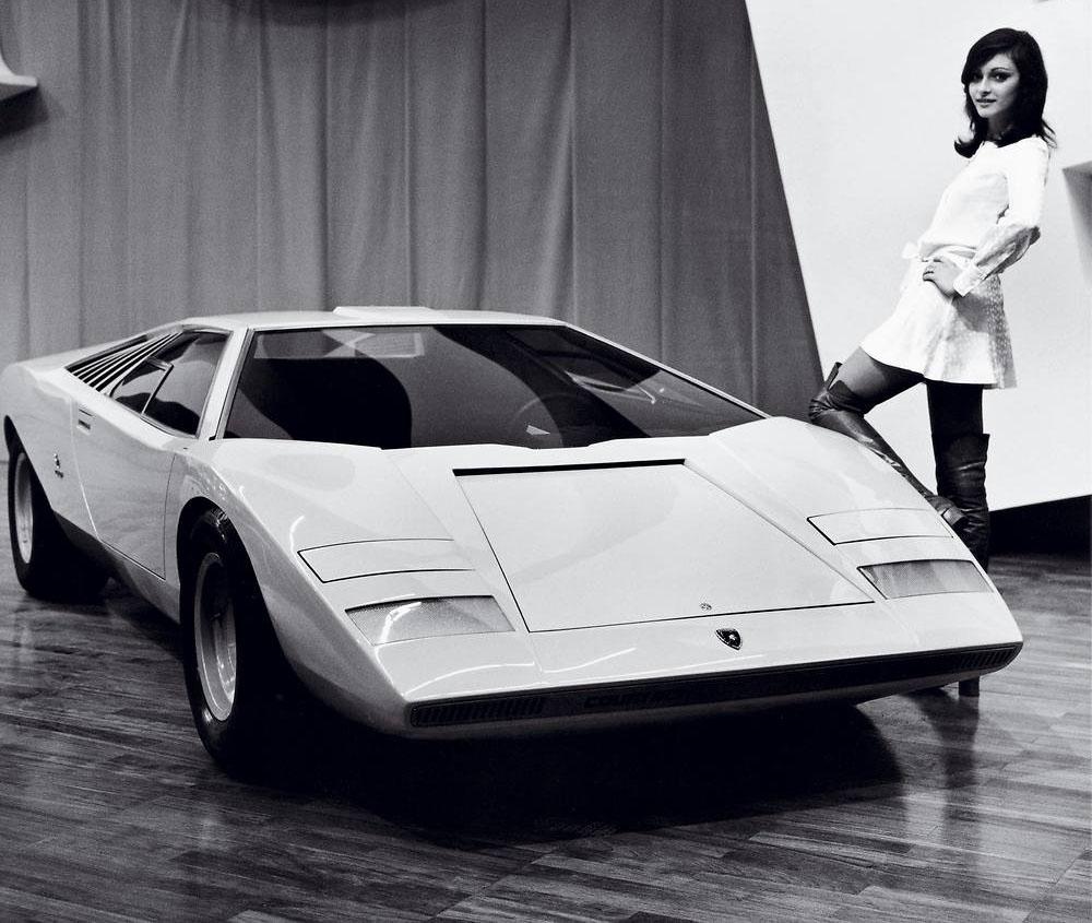 Lancia Stratos Zero (Bertone),